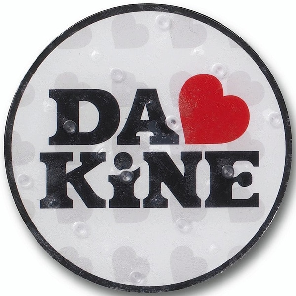 DAKINE Liftpad Circle Mat Anti Rutsch Pad ( white )