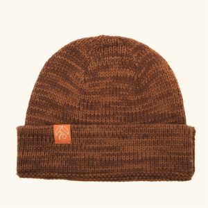 IRIEDAILY Smurpher Gritty Beanie ( brown )