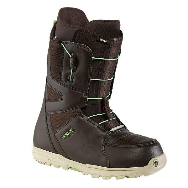 Burton Moto Boots Gr. 40,5 Gr. 41 (brown green)