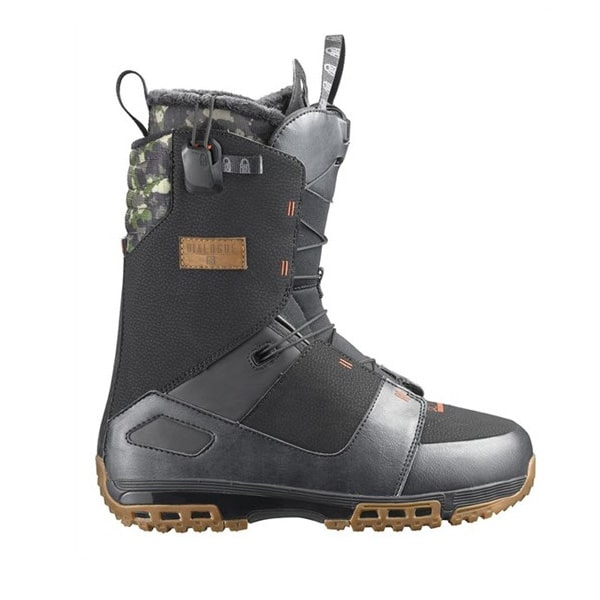 Salomon Dialoque Snowboardboot Gr. 48 (black camo)