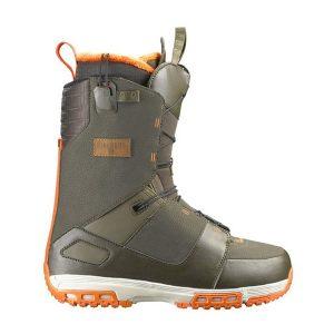 Salomon Dialoque Snowboard Boots Gr. 48 (komando clem)