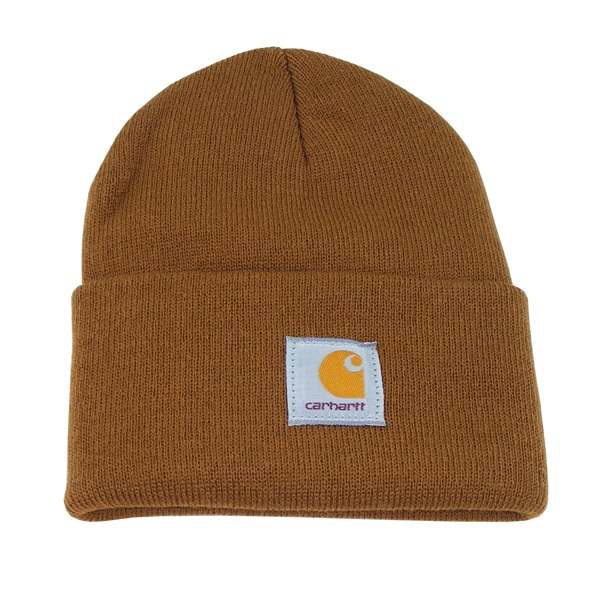 Carhartt Acryllc Watch Beanie (carhartt brown)