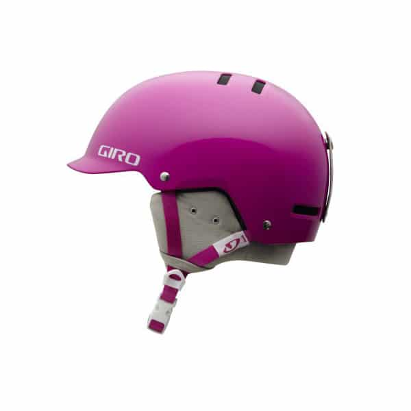 Giro Snowboardhelm Surface S in magenta