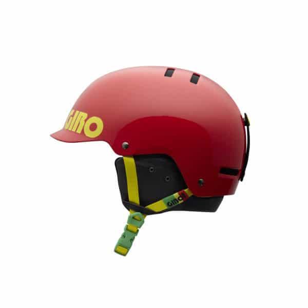 Giro Snowboardhelm Surface S mit besten Kopfschutz