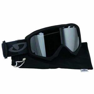 GIRO Snowboardbrille Station ( black santa cruz)