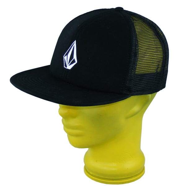 Volcom Full Stone Cheese Cap (black)