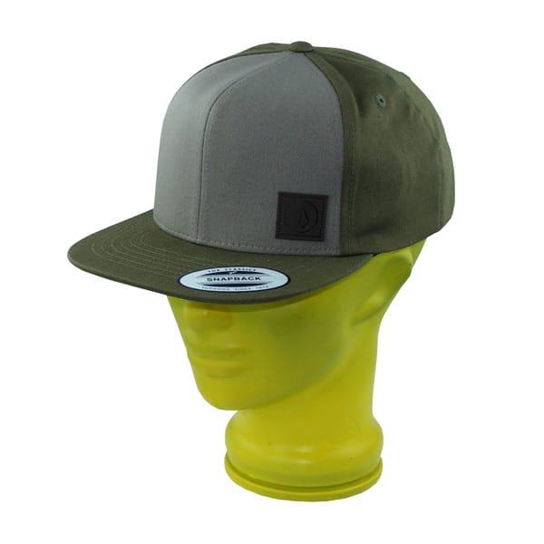 Volcom 3D Stone Snapback Cap (ftg)