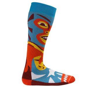 Burton Snowboard Party Socks 2015 (luchador)
