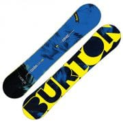 Burton Ripcord Snowboard 2015 145cm (yellow blue)