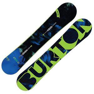 Burton Ripcord Snowboard 2015 150cm (green blue)