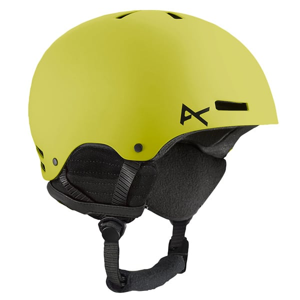 Anon Raider Snowboardhelm 2015 (lime)