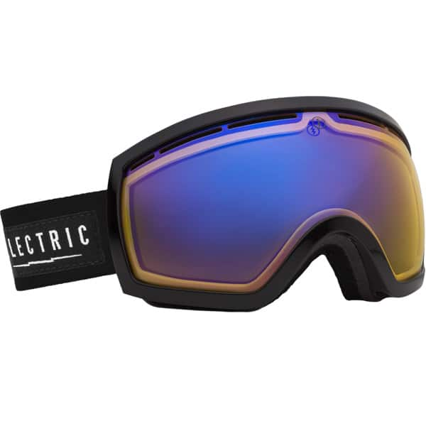Electric Snowboardbrille EG2.5 Gloss Black 2015 (yellow blue chrome)