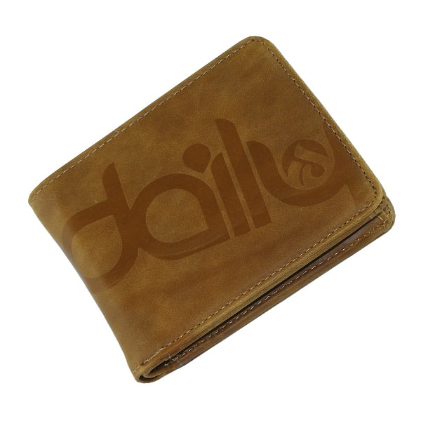 Iriedaily  Top 2 Punch Wallet (brown)