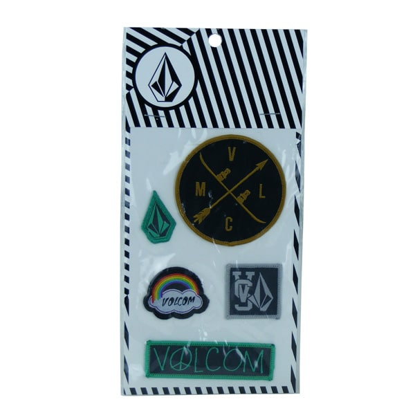 Volcom Youth Snow Stickerset 2 (colorset)