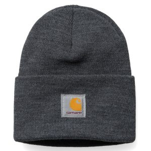 Carhartt Acrylic Watch Beanie 2015 (dark grey heather)