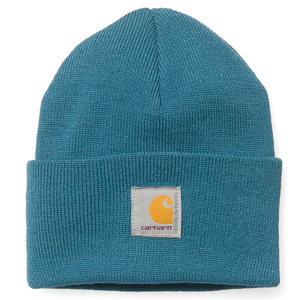 Carhartt Acrylic Watch Beanie 2015 (teal blue)