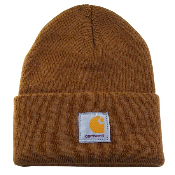 Carhartt Acrylic Watch Beanie 2015 (hamilton brown)