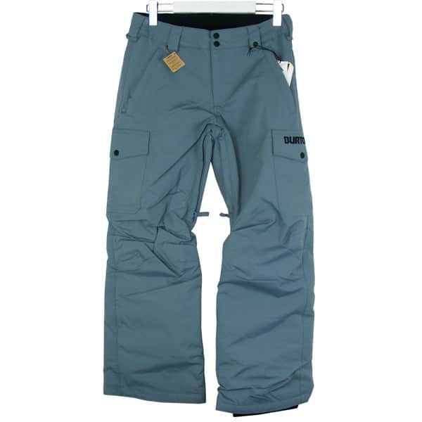 Burton Kinder Exile's Cargo Snowboardhose (middle grey)