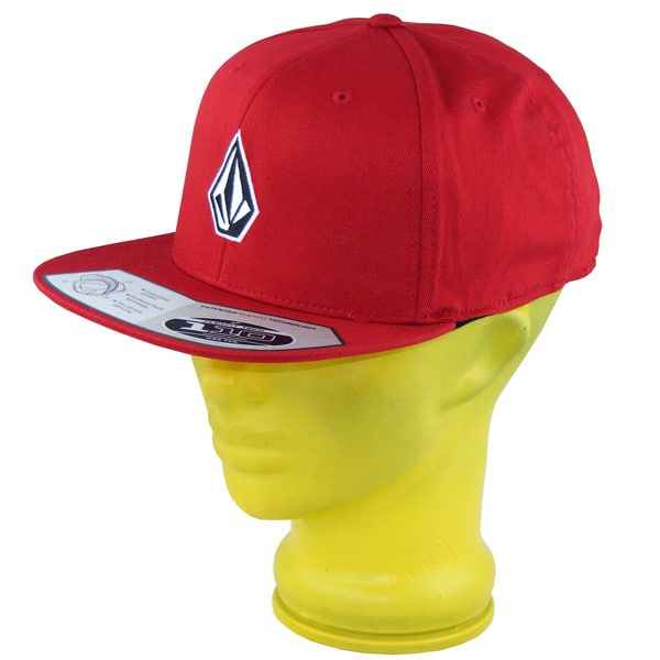Volcom One Ten Flexfit Snapback Cap 2015 (dpr)