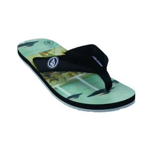 Volcom Vocation Sandalen 2015 (metall)