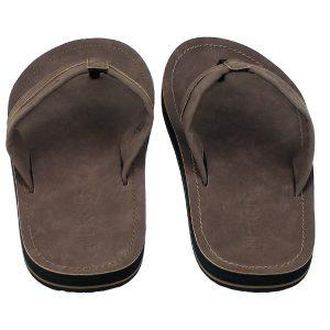 Protest Brunel Leder Flip Flops 2015 (coconut)