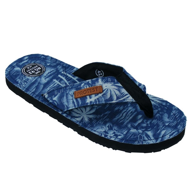Protest Seychelles Flip Flops 2015 (true black)