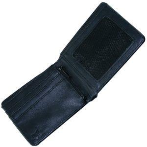 Fox Wallet Brieftasche (schwarz)
