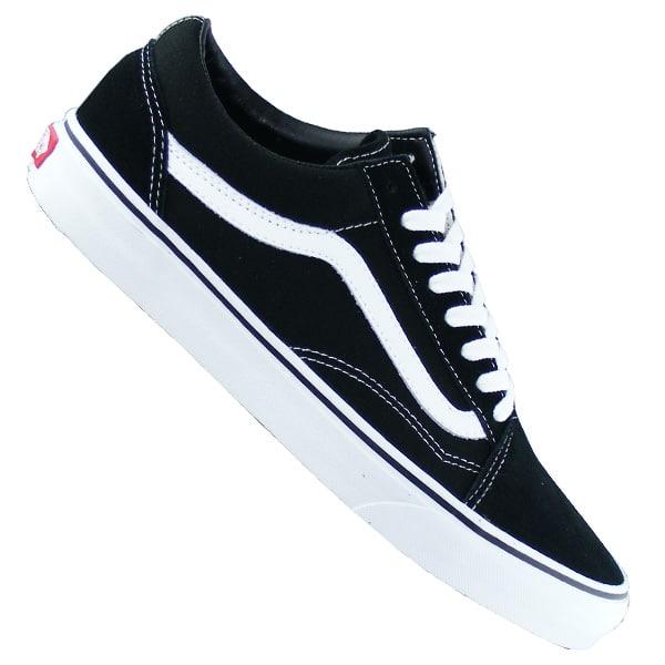 Vans Old Skool Classic Schuhe (black)