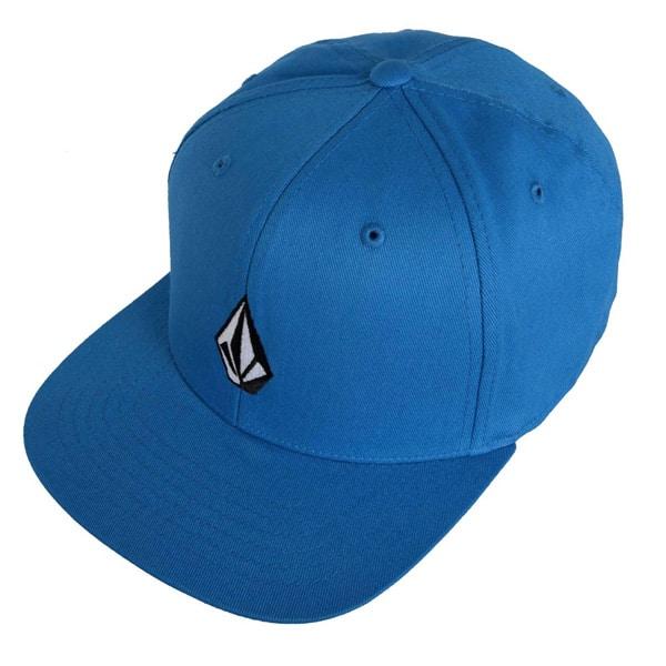 Volcom Full Stone Flexfit 110 Snapback Cap (blue)