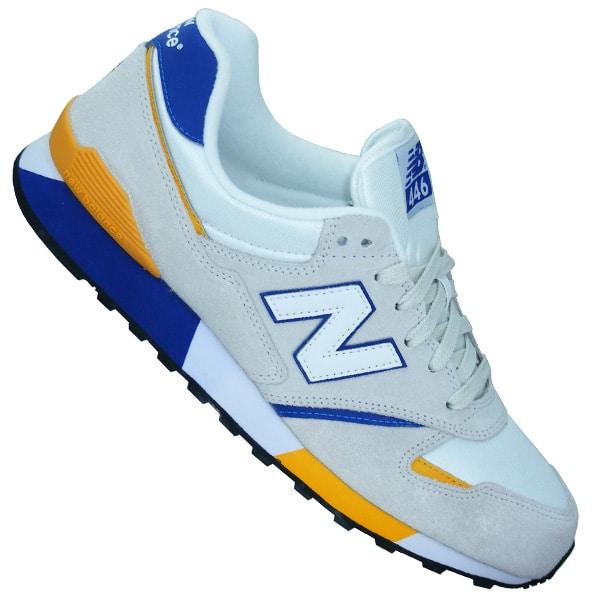 New Balance U446 KOT Retro Schuhe (white blue)