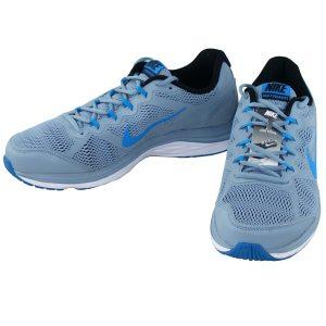 Nike Dual Fusion Run 3 MSL Schuhe (grau blau schwarz)