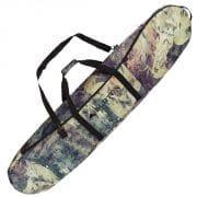 Burton Space Sack Snowboard Transport Tasche (satellite print)