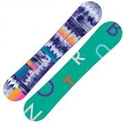 Burton Feather Snowboard 155cm (green print)