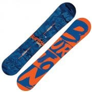 Burton Ripcord Snowboard 154cm (rot blau)