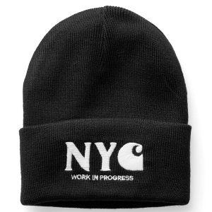 Carhartt NYC Beanie (black)