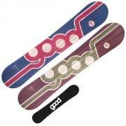 Good  Apikal Snowboard Camper 156cm M (colorblock)