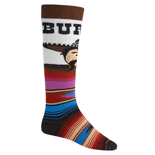 Burton Snowboard Party Socks Kniestrümpfe (wanted)