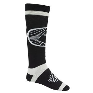 Burton Snowboard Party Socks Kniestrümpfe (illuminati)