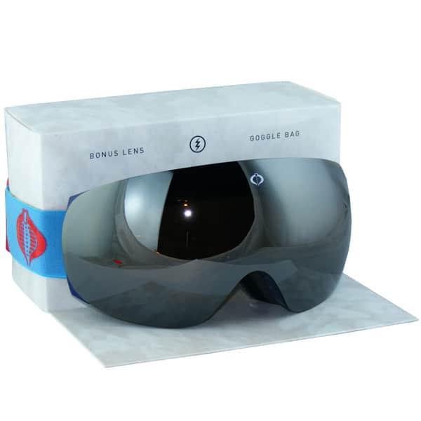 Electric Snowboardbrille EG3.5 G.I. Joe Cobra (bronze silver chrome)
