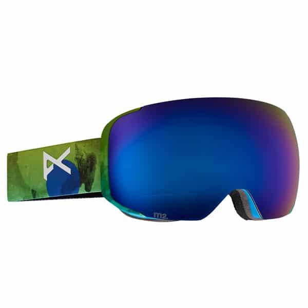 Anon Snowboardbrille 2016 (tatonka blue cobalt)