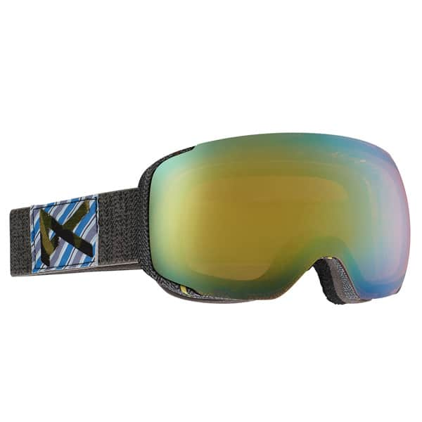 Anon Snowboardbrille 2016 (camo inc gold chrome)