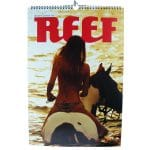 Miss Reef Kalender 2016 (photo multicolor)