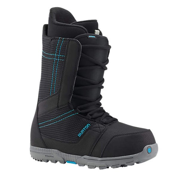 Burton Invader Boots (black cyan)