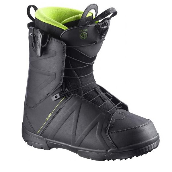 Salomon Faction Snowboardboot (black)