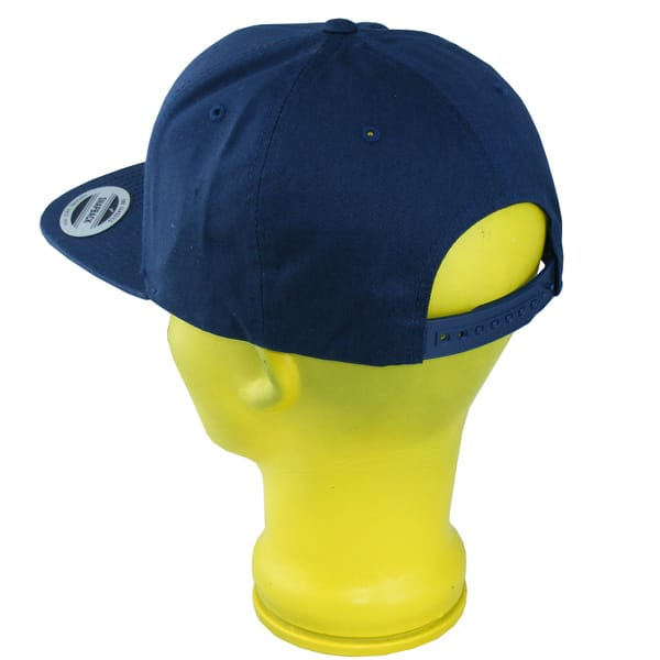 Volcom Quarter Twill Snapback Cap (btg dunkelblau)