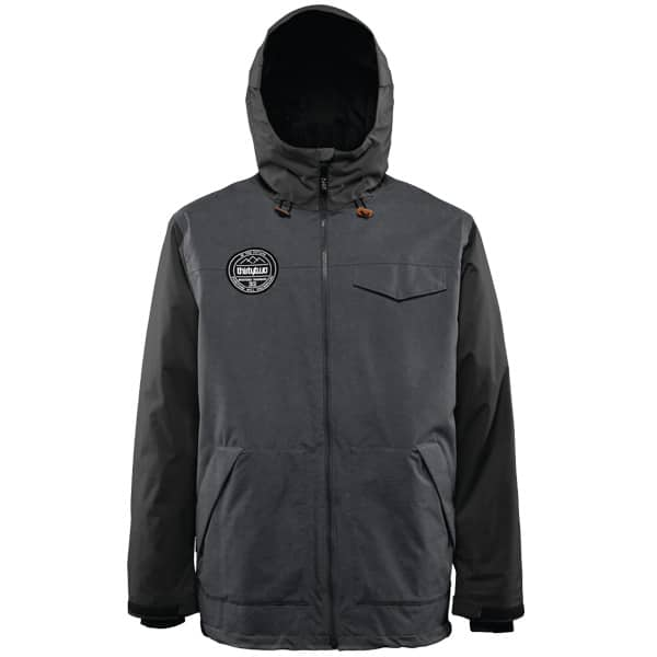 Thirtytwo Outdoor Sesh Jacke (black stain)