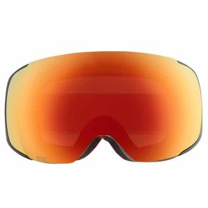 Anon M2 Snowboardbrille (black red solex)