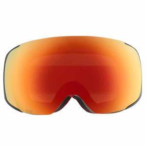 Anon M2 Snowboardbrille (black red solex)