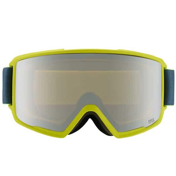 Anon M3 MFi Snowboardbrille (lemonade silver amber)