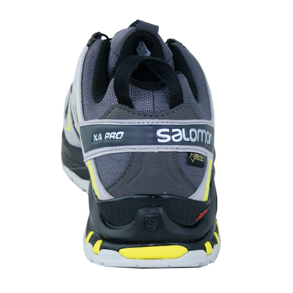 Salomon XA Pro 3D GTX GORE-TEX V0  Laufschuhe  (autobahn aluminium corona yellow)